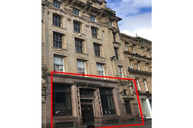Thumbnail Retail premises to let in 22 St Enoch Square, Glasgow, Scotland