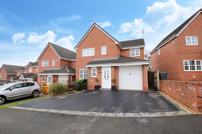 4 bed detached house for sale in Moorland Heights, Biddulph, Stoke-On-Trent ST8