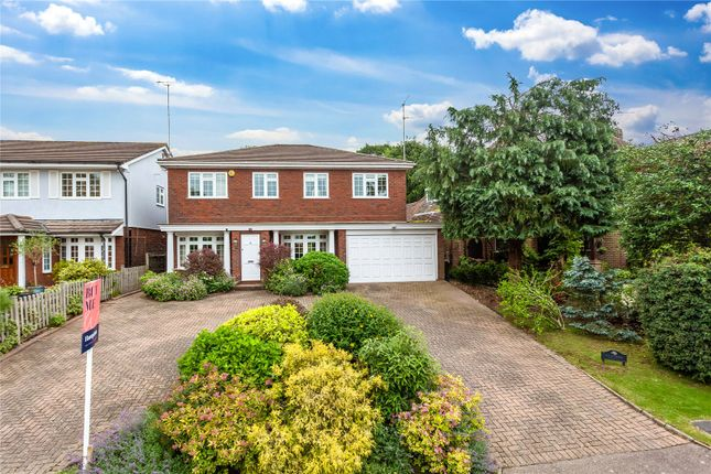 Thumbnail Detached house for sale in Hive Road, Bushey Heath