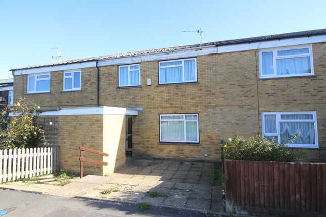 Thumbnail Terraced house for sale in Linden Close, West Hampden Park, Eastbourne