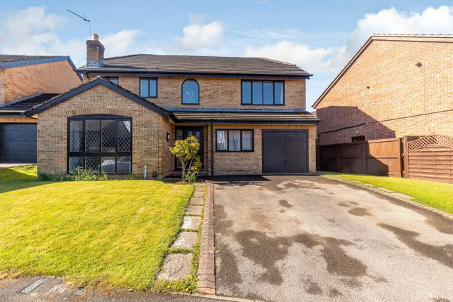Thumbnail Detached house for sale in Pecketts Holt, Harrogate, North Yorkshire