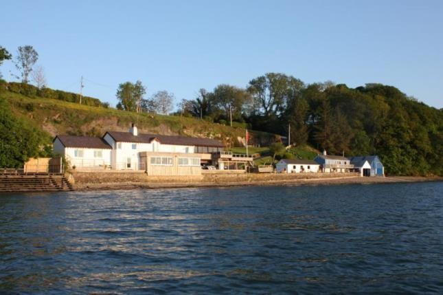 Thumbnail Detached house for sale in Bangor Shores, Menai Strait, North Wales