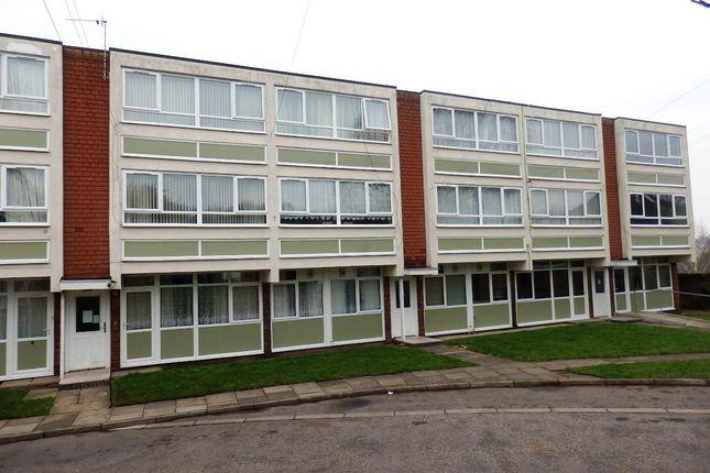 Thumbnail Maisonette for sale in St. Leonards Close, Dordon, Tamworth