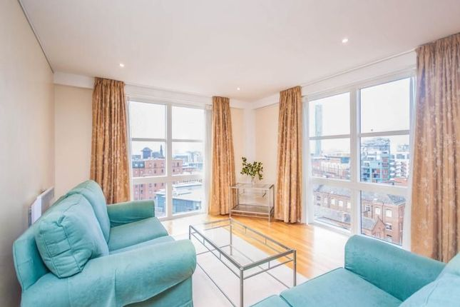 Thumbnail Flat to rent in Lower Ormond Street, Manchester
