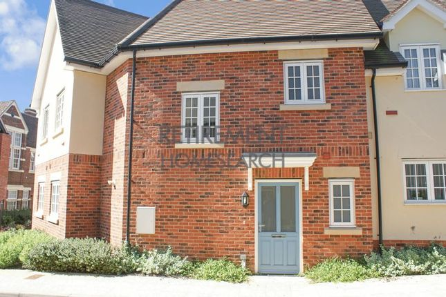 Thumbnail Cottage for sale in Dame Mary Walk, Halstead