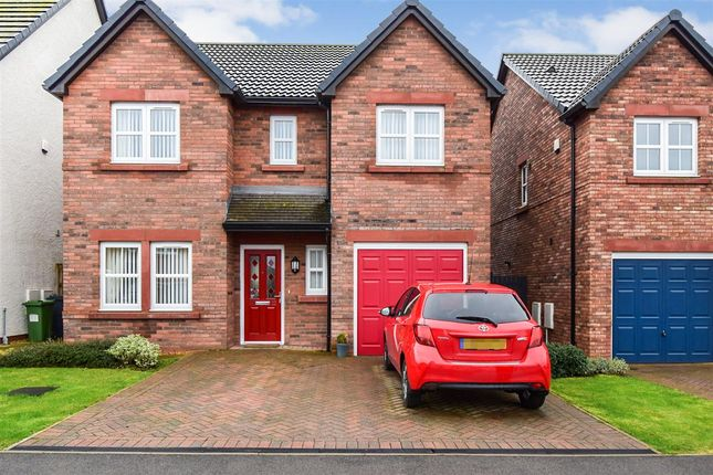 Thumbnail Detached house for sale in St Mungos Close, Dearham, Maryport