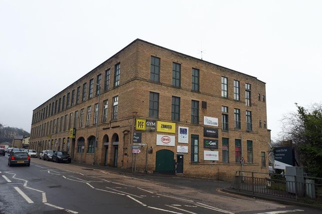 Thumbnail Office to let in First Floor, St Pegs Mill, Bradford Road/Thornhills Beck Lane, Brighouse, West Yorkshire