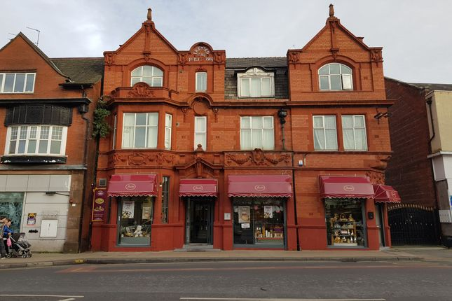 Thumbnail Flat to rent in 861B Stockport Road, Manchester