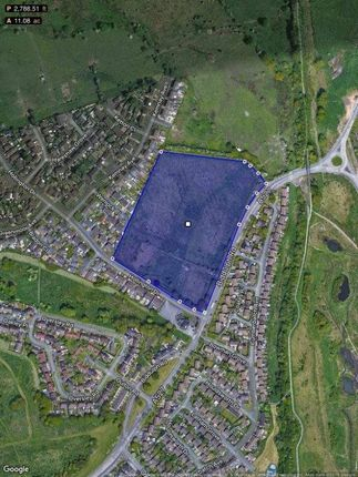 Thumbnail Land for sale in Former Sports Ground, Biddulph Road, Chatterley Whitfield