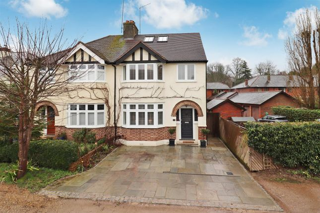 Semi-detached house for sale in Ver Road, St.Albans