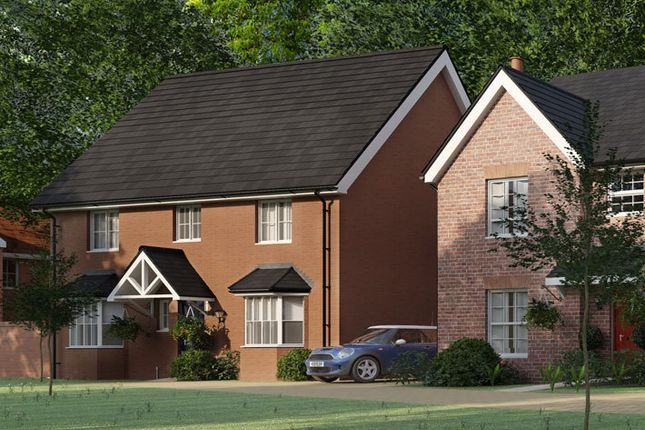 "Thumbnail Property for sale in ""The Copthorne"" at Yarrow Walk, Red Lodge, Bury St. Edmunds"