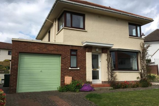 Thumbnail Detached house to rent in Cammo Grove, Edinburgh