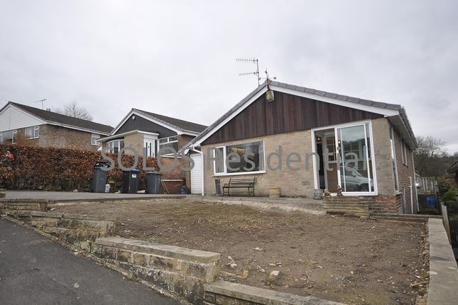 Thumbnail Bungalow to rent in Tor Rise, Matlock, Derbyshire