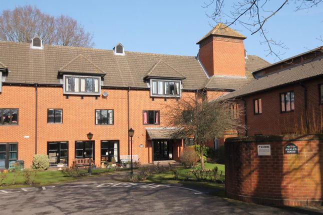 Thumbnail Flat for sale in Farley Court, Church Road East, Farnborough