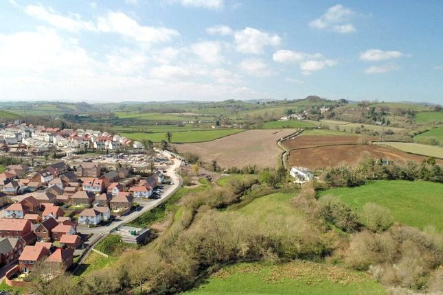 Thumbnail Land for sale in Site For 9 Houses, Newton Abbot, Devon