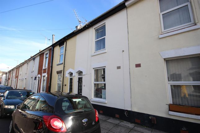 Thumbnail Terraced house to rent in Beatrice Road, Southsea