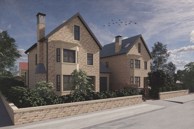 Thumbnail Detached house for sale in Bolling Road, Ben Rhydding, Ilkley