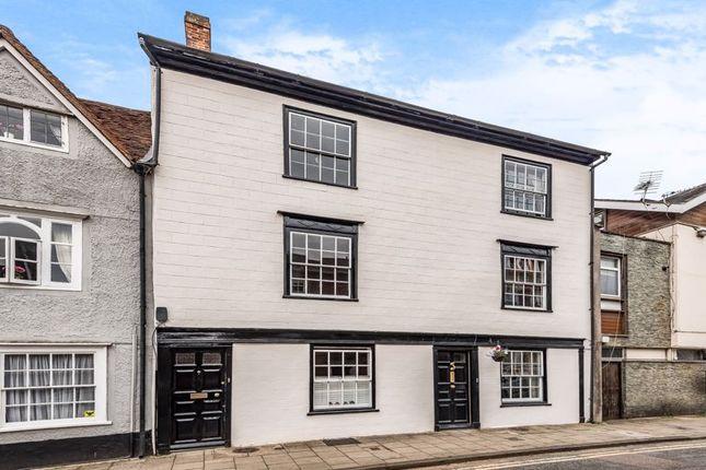 Thumbnail Terraced house for sale in East St. Helen Street, Abingdon