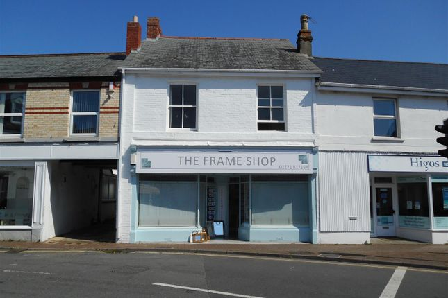 Thumbnail Flat to rent in The Square, Braunton