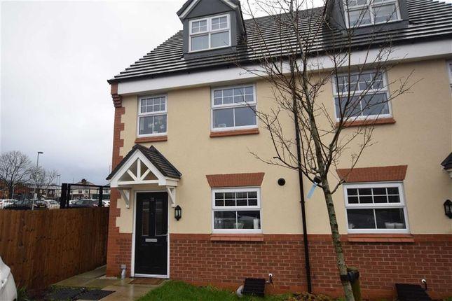 Thumbnail Semi-detached house for sale in Eason Way, Ashton-Under-Lyne