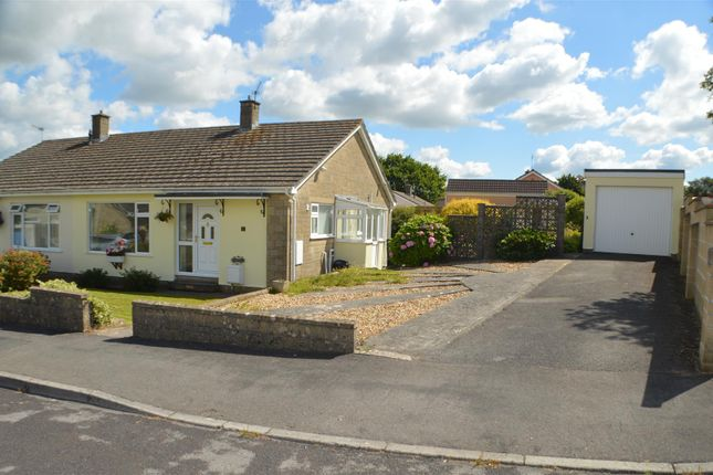 Thumbnail Bungalow for sale in High Meadows, Midsomer Norton, Radstock