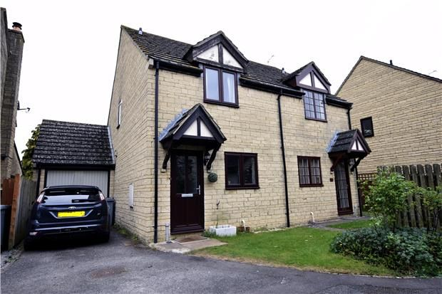 2 bed semi-detached house to rent in Bury Mead, Stanton Harcourt