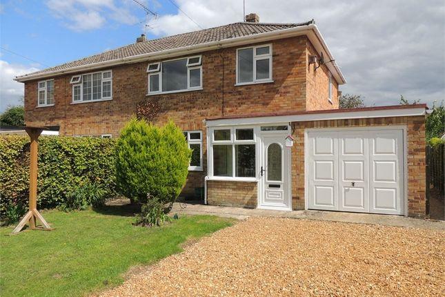 Thumbnail Semi-detached house for sale in Glebe Avenue, Watlington, King's Lynn
