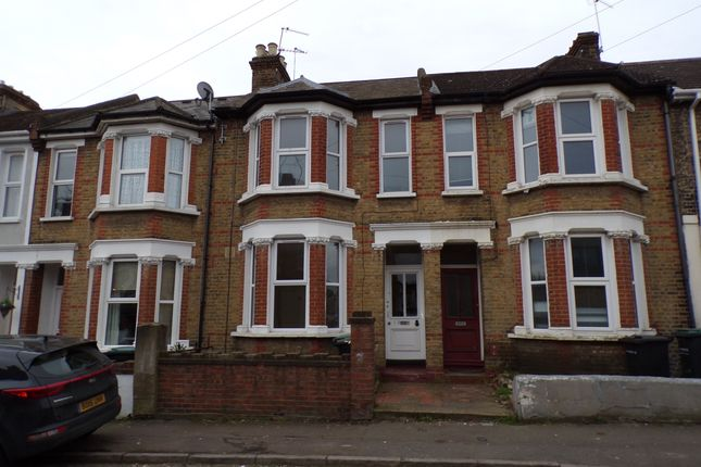 Thumbnail Terraced house to rent in Norfolk Road, Gravesend