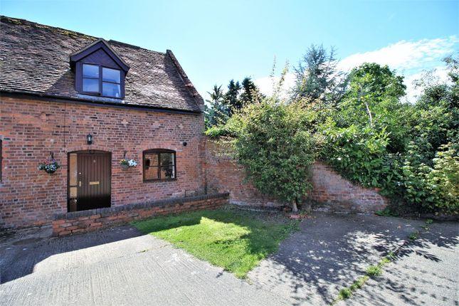 Thumbnail Mews house for sale in Talcott Drive, Radbrook, Shrewsbury
