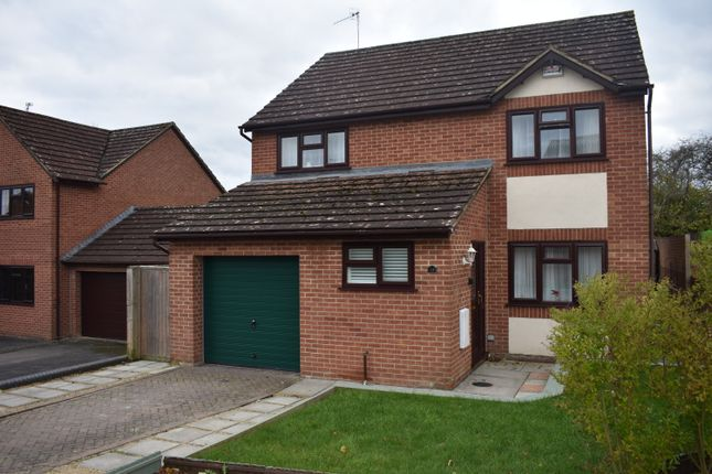 Thumbnail Detached house for sale in Hinton View, Sturminster Newton