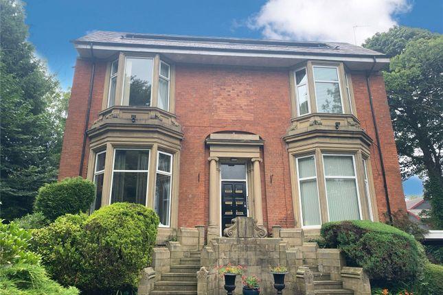 3 bed flat for sale in East Park Court, 12 East Park Road, Blackburn, Lancashire BB1