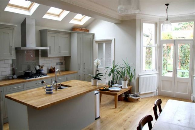 Thumbnail Terraced house for sale in Springfield Road, St Johns Wood