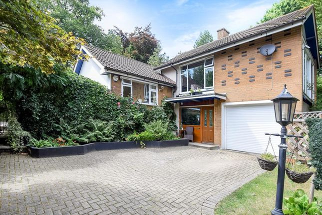 Thumbnail Detached house for sale in Henley Drive, Coombe Hill Estate