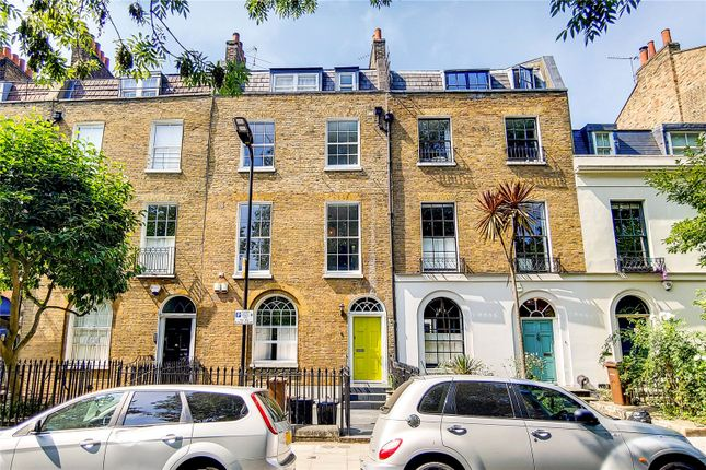 Thumbnail Terraced house for sale in Clapton Square, London