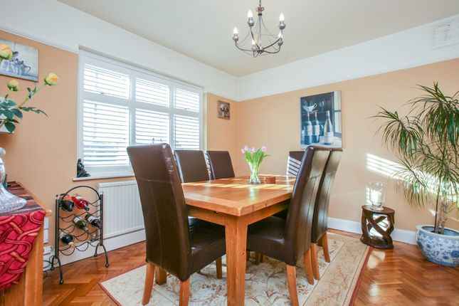Dining Room of Croham Mount, Sanderstead, South Croydon CR2
