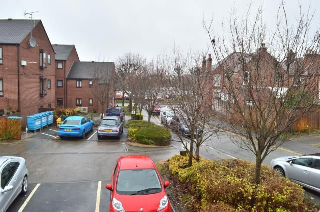 Front Views of Mercian Court, Maxwell Close, Lichfield, Staffordshire WS13