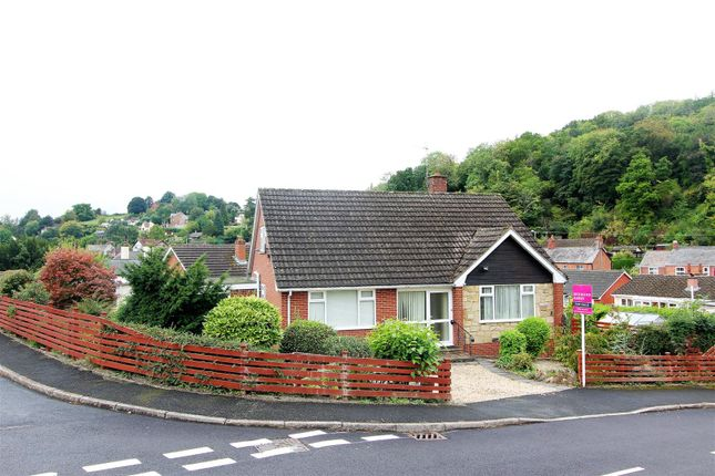 Thumbnail Detached bungalow for sale in Penygarreg Rise, Pant, Oswestry