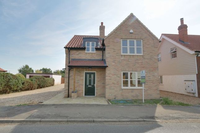 Thumbnail Detached house for sale in Mildenhall Road, Fordham, Ely