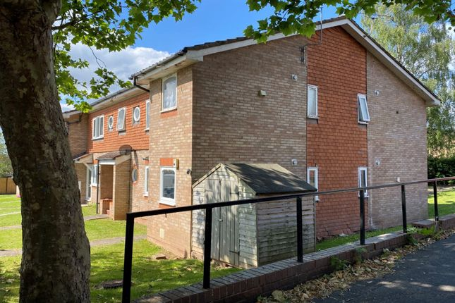 1 bed flat for sale in Lingfield Walk, Hereford HR4