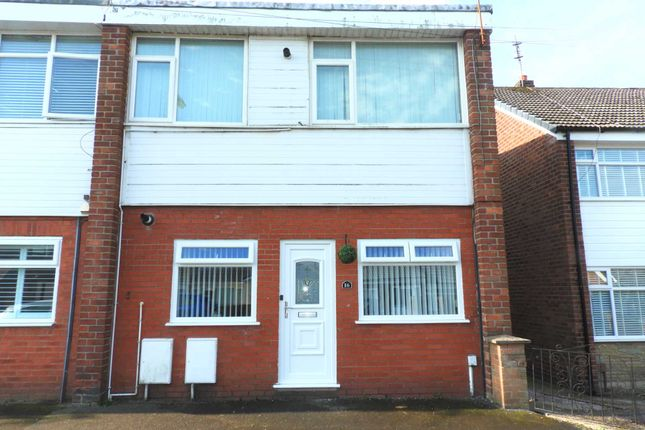 Thumbnail Flat for sale in Rainbow Drive, Melling, Liverpool