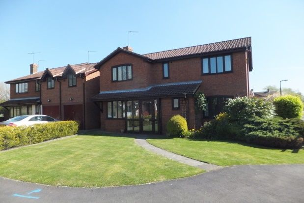 Thumbnail Detached house to rent in Oaklands Close, Hill Ridware, Rugeley