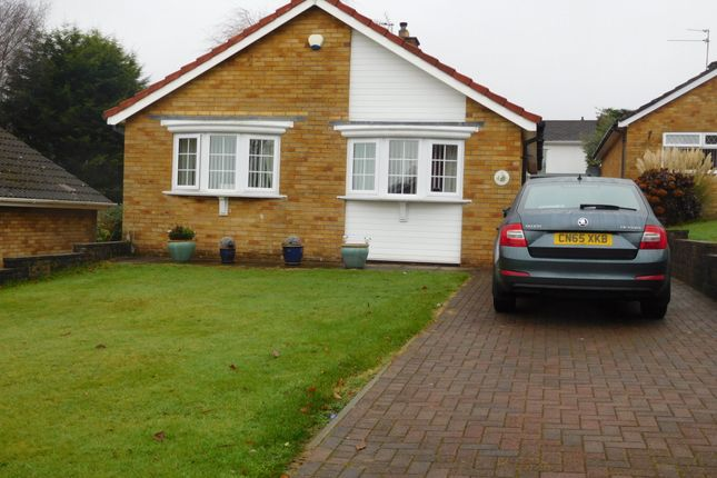 2 bed detached bungalow for sale in Heol Serth, Ty Isaf, Caerphilly CF83,