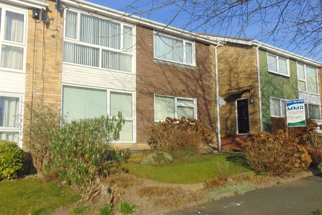 Thumbnail Flat to rent in Hillhead Parkway, Chapel House, Newcastle Upon Tyne