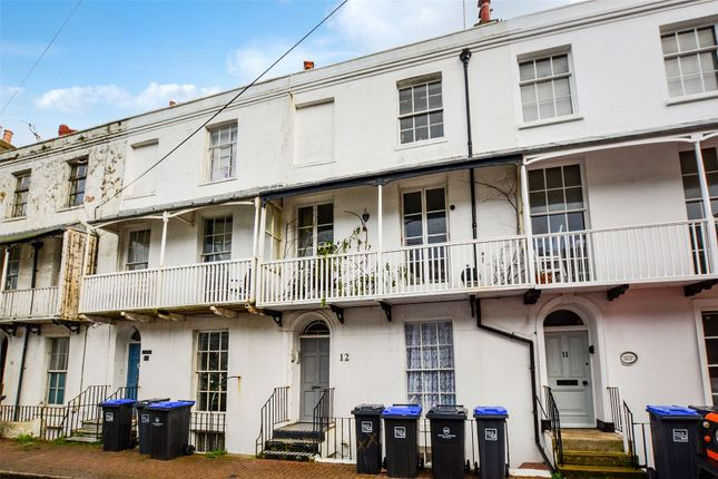 1 bed flat to rent in Warwick Road, Worthing, West Sussex BN11