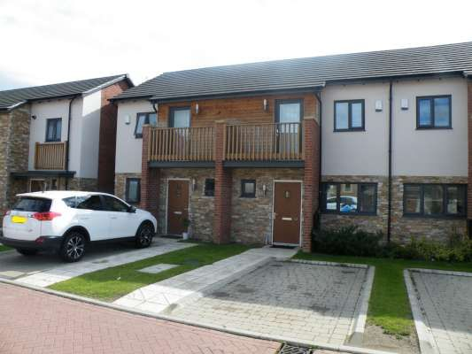 Thumbnail Terraced house to rent in Beluga Close, Fletton, Peterborough