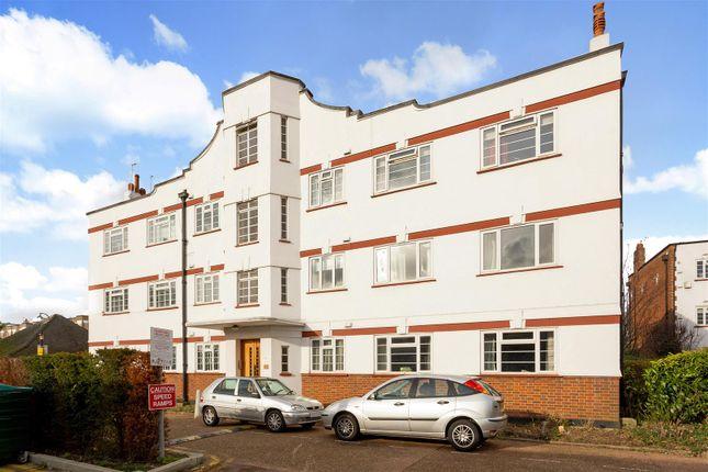 Thumbnail Flat for sale in Merton Mansions, Bushey Road, Raynes Park