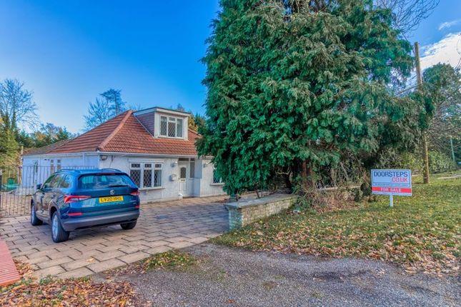 5 bed detached bungalow for sale in London Road, West Kingsdown, Sevenoaks TN15
