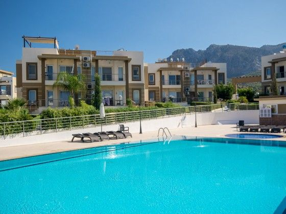 2 bed apartment for sale in Alsancak, Kyrenia, Cyprus