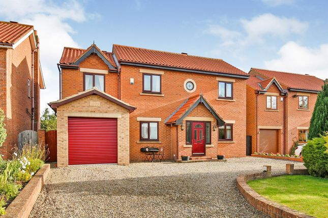4 bed detached house for sale in Woodgate Close, Greatham, Hartlepool TS25