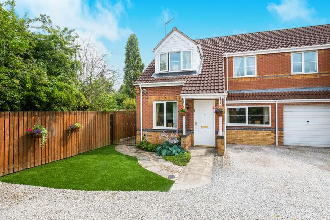 Semi-detached house for sale in Forest Walk, Worksop